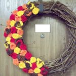 Easy Autumn Floral Wreath (under $6.00) & More!