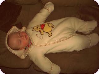 Sleepy Little Baby.