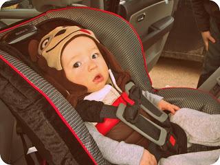 New Car Seat.