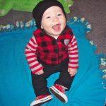 Baby Smiles!