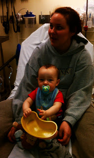 Wyatt's Trip to the ER.