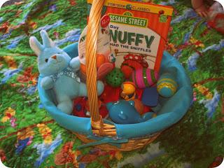 Easter Weekend & Give-away winners {3!}