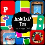 InstaTop Ten by Kimberly @ A Night Owl Blog