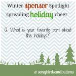 Sponsor Holiday Cheer!