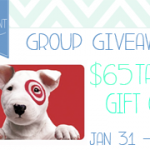 $65 Target Gift Card Giveaway w/ The Grant Life!