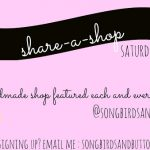 Share-a-Shop Saturday featuring Small Home Design