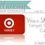 $100 Target Gift Card Giveaway w/ A Night Owl Blog