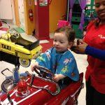 Wyatt's First Haircut!!