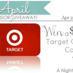 $75 Target Gift Card Giveaway with A Night Owl Blog