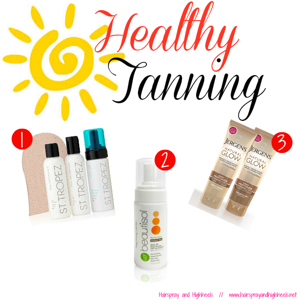 Healthy Tanning Tips