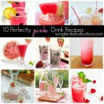 10 Perfectly Pink Drink Recipes