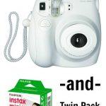 Win an Instax Mini Camera!