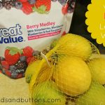 Very Berry Lemon Water