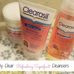 Daily Clear Refreshing Superfruit Cleansers