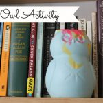 Easy Owl Activity