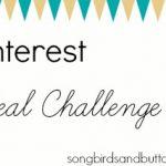 Pinterest Meal Challenge