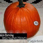 Pumpkin Carving with Pumpkin Masters #PumpkinMastersKit
