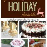 15 Holiday Desserts