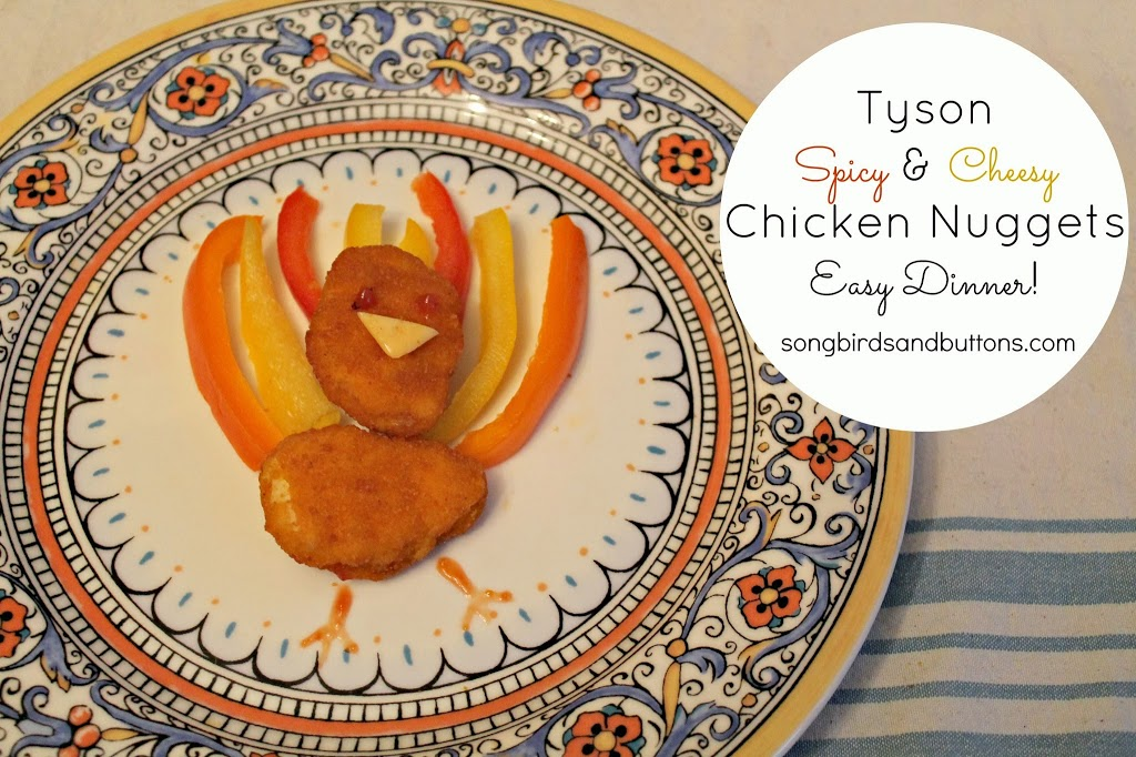 Ad Tyson Spicy And Cheesy Chicken Nuggets Easy Dinner Loveurnuggets Kendall Rayburn