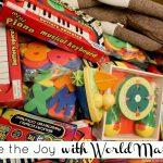 World Market Share the Joy Challenge #ShareTheJoy