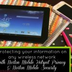 Wifi Security and Mobile security with Norton #SmartSecurity