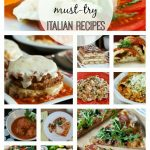 25 Must-Try Italian Recipes