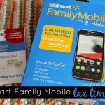 Walmart Family Mobile – Tax Time – Lowest Priced Unlimited Plans