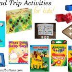 Road Trip Activities for Kids!