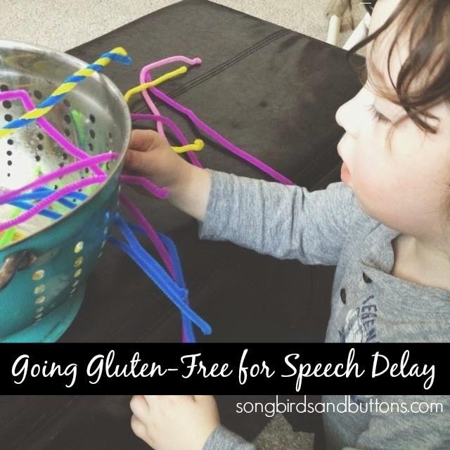 Going Gluten-Free for Speech Delay.