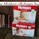 Take the Huggies Challenge! Help diaper babies in need! #HuggiesTester