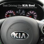Test Driving the KIA Soul