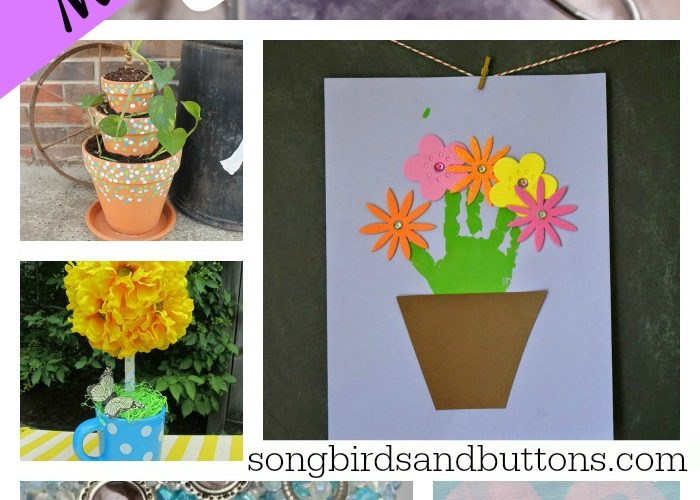 25 Mother's Day Crafts!