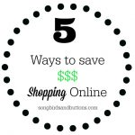 5 Ways to Save Money Shopping Online