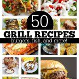 50 grill recipes