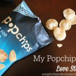 My popchips Love Story + $25 Target GC Giveaway!