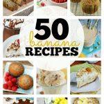 50 Banana Recipes