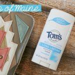 Tom's of Maine #FreshNaturally