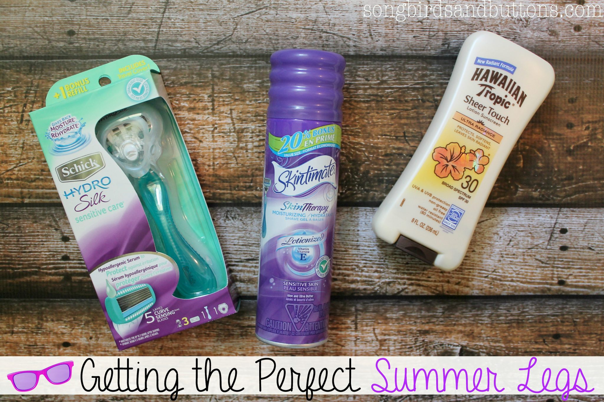 Getting the Perfect Summer Legs