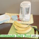 Easy Homemade Baby Food with Cuisinart & Giveaway!
