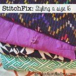 StitchFix: Styling a size 16: July Box
