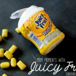 Mom Moments + Summer Fun with Juicy Fruit