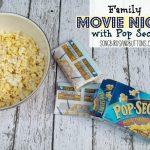 Family Movie Night Popcorn!