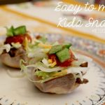 Easy to Make Kids Snacks