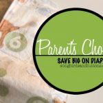 Parent's Choice Diapers & Levi's Kitty