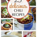 25+ Delicious Chili Recipes