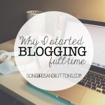 Why I started Blogging Full-Time