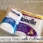 Clean Bums with Cottonelle
