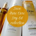 Dove Pure Care Dry Oil Collection