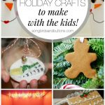Holiday Crafts for Kids!