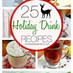 25 Holiday Drink Recipes